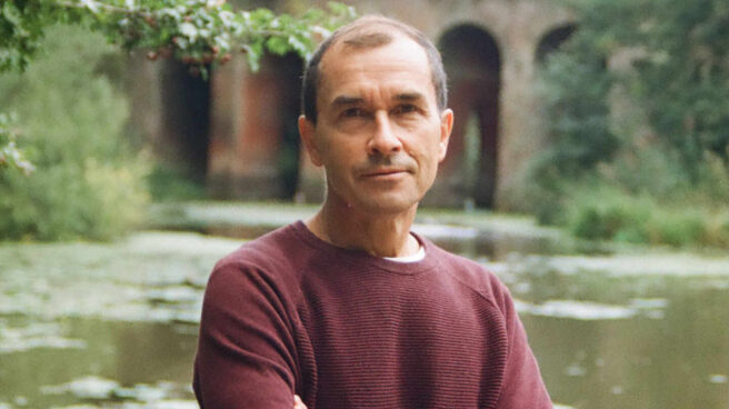 El escritor y periodista Carlos Fresneda.