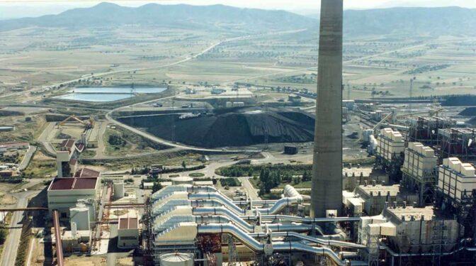 """Acuerdo """"histórico"""" para la transición justa en las centrales de carbón"""