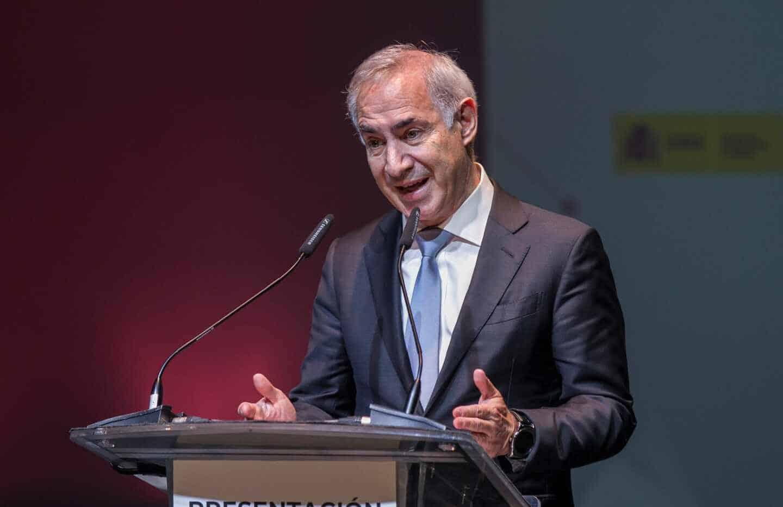 Antonio Coimbra, presidente de Vodafone España.
