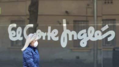 Santander, Mutua, Andbank y Abante negocian una alianza con El Corte Inglés