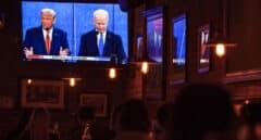 Biden aventaja a Trump en las encuestas pero el presidente no tira la toalla