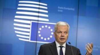 Los jueces piden al comisario de Justicia europeo que inste a los políticos a renovar el CGPJ