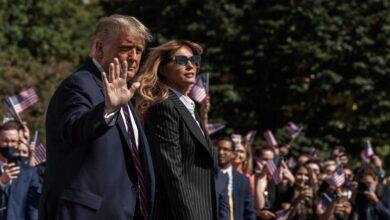 Donald Trump y Melania dan positivo por coronavirus y tendrán que aislarse en plena campaña