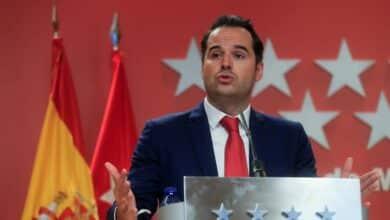 """Aguado anuncia medidas """"más duras"""" en Madrid para salvar la Navidad"""