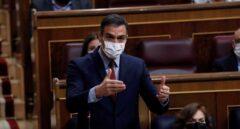 Sesión de control al Gobierno: Pedro Sánchez toma la palabra.