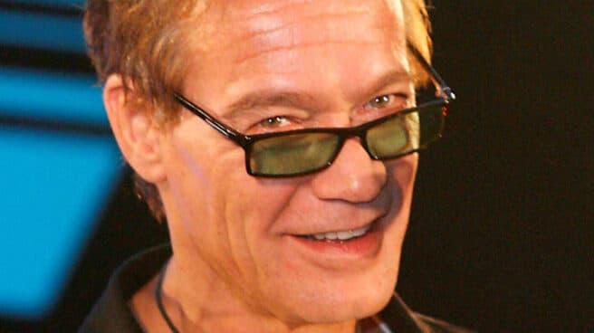 Eddie Van Halen, en una imagen de archivo.