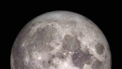 La NASA confirma la existencia de agua en la cara visible de la Luna