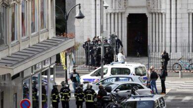 Terror contra Francia: tres muertos en Niza, una mujer decapitada y ataques en Avignon y Arabia Saudí