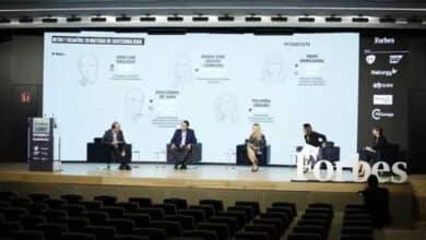 Expertos de Aquaservice, Naturgy e Indra debaten sobre economía circular en el Forbes Summit Sustainability