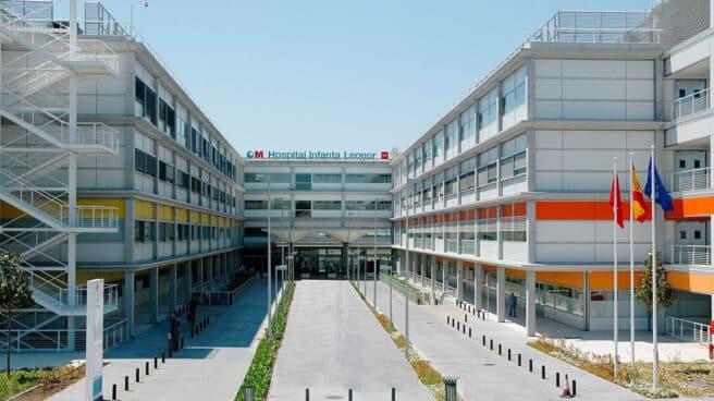 Hospital Infanta Leonor de Madrid.