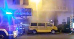 Se incendia un restaurante de Santoña esta madrugada