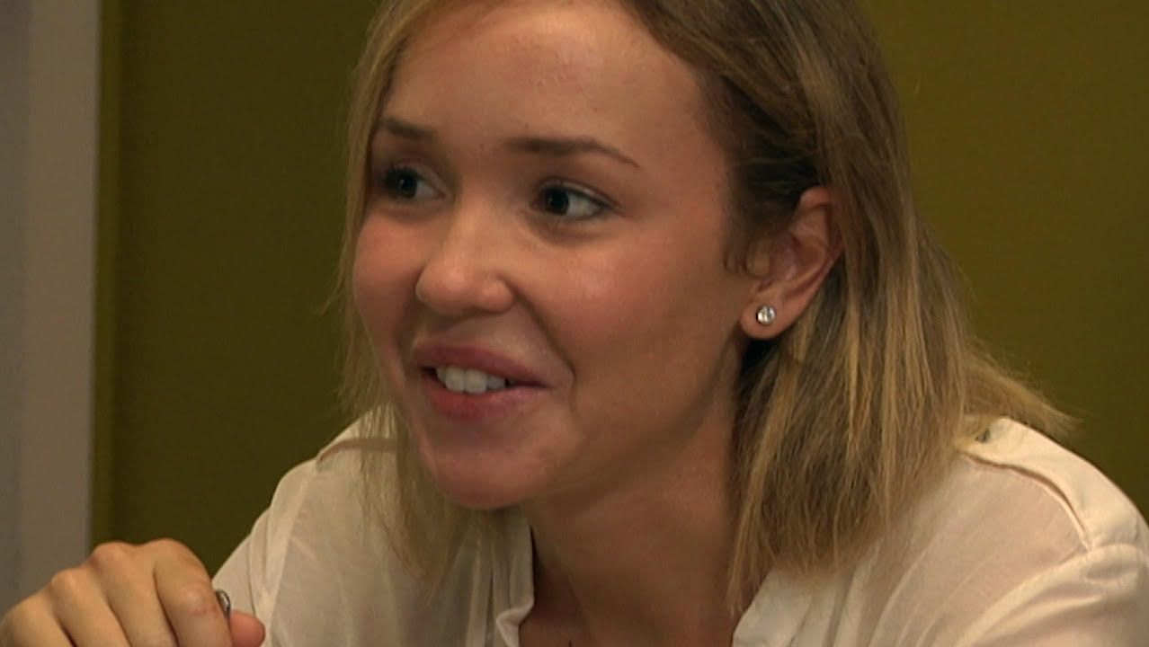 Ángela Dobrowolski.