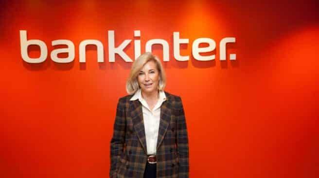 María Dolores Dancausa, consejera delegada de Bankinter, presenta los resultados del tercer trimestre de 2020 del banco.
