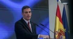 Pedro Sánchez presenta el Plan de Recuperación, Transformación y Resiliencia de la Economía Española.