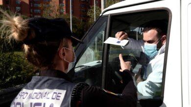 Multas, prohibiciones y 7.000 agentes vigilando: las claves del estado de alarma en Madrid