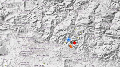 Varias réplicas dan continuidad al terremoto de Lizoáin, el mayor de 2020 en España