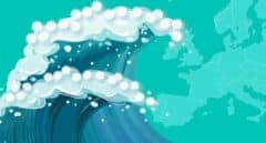 Europa surfea la segunda ola del coronavirus a la desesperada