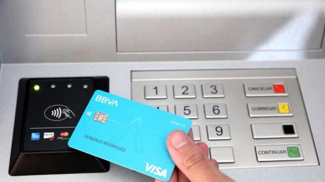 BBVA lanza una tarjeta sin numeración ni CVV.