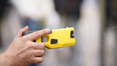 Sólo el 15% de los policías nacionales que usen la pistola eléctrica llevará cámara de grabación