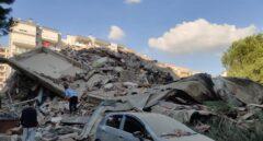Un terremoto de magnitud 7 sacude Grecia y Turquía