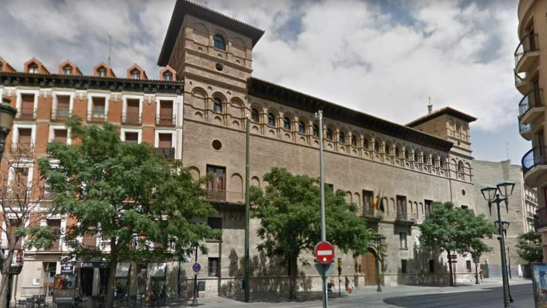 El Tribunal Superior de Justicia de Aragón.