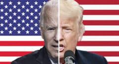 Dónde se la juegan Trump y Biden