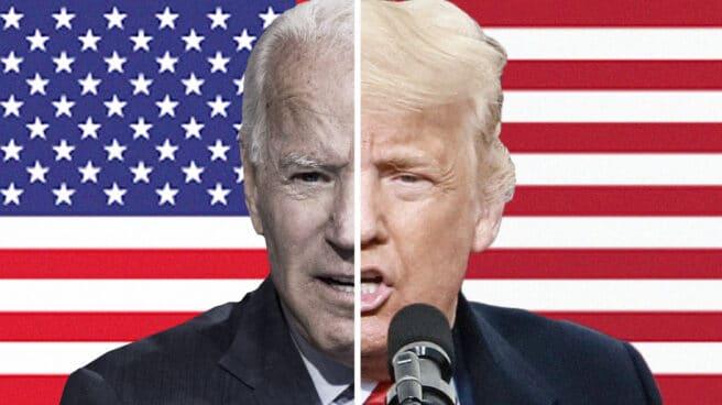 Dónde se la juegan Trump y Biden - El Independiente