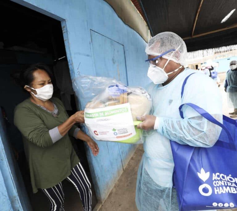Las cifras de hambre y pobreza se podrían duplicar este año por el coronavirus