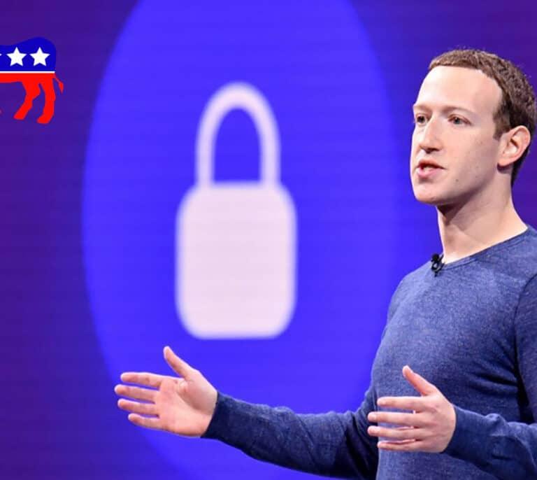 Facebook se embolsa 29 millones en un mes por publicidad electoral en los estados clave