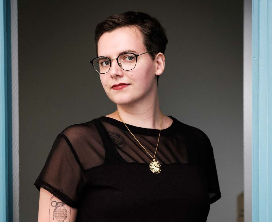 Pauline Harmanage. Delporte