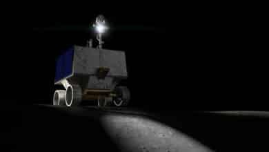 VIPER, el robot de la NASA para buscar agua en la Luna