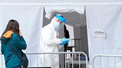 Sanidad registra 10.222 nuevos casos y 369 muertes
