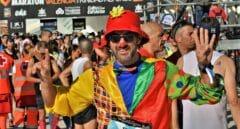 Rafael Cros, uno de los españoles que ha entrado en el libro Guinness de los Récords.