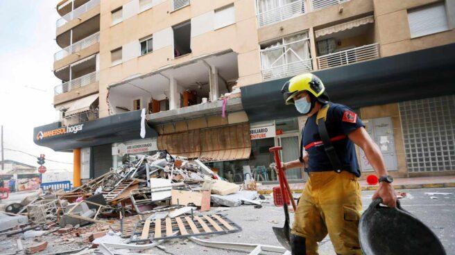 La casa de la explosión en Torrevieja estaba vacía y buscan paradero de dueño