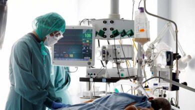 Sanidad registra 15.318 nuevos casos y 351 muertes más