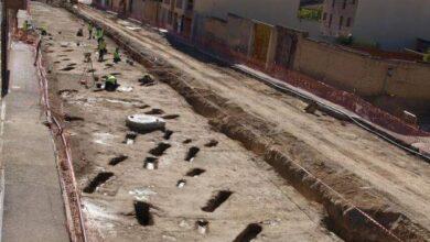 Halladas más de 300 tumbas de la época andalusí en una localidad de Zaragoza