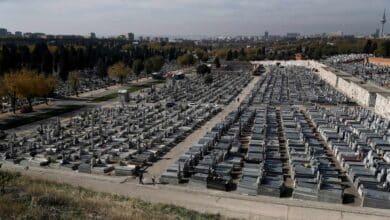 1.512 cadáveres de Madrid a Huelva: así se evitó el colapso funerario en el pico de la pandemia