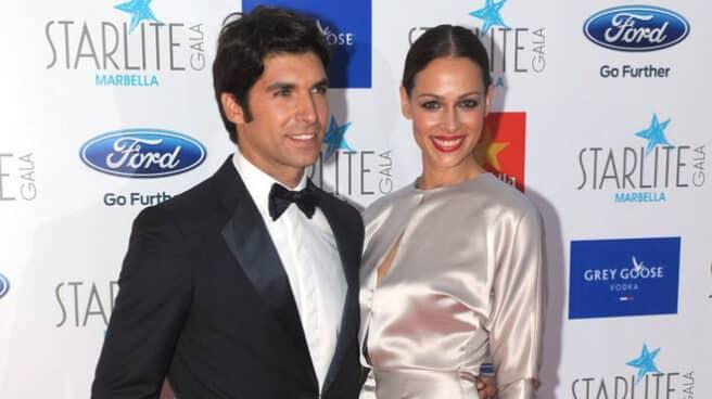 Cayetano Rivera y Eva González en el Starlite de Marbella.