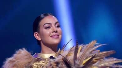 'Mask Singer' hace debutar a Georgina Rodríguez en televisión