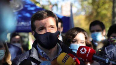 """Casado dice que es """"imposible"""" pactar con Sánchez y aleja la renovación para el CGPJ"""