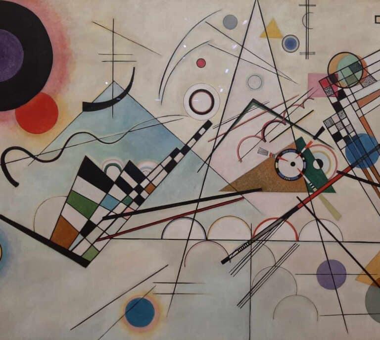 Kandinsky, tratado de espiritualidad en color y forma