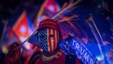 Fotogalería: las mejores imágenes de las elecciones en Estados Unidos