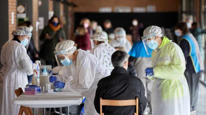 Primeras cribas con test rápido en Olot y Banyoles para bajar los contagios