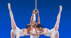 La Compañía Nacional de Danza en el Real y con Nacho Duato en el programa