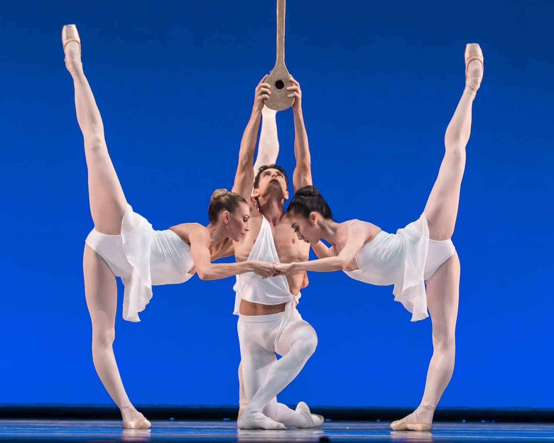 Apollo, de George Balanchine.