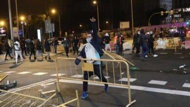 La Policía descarta por ahora que las protestas violentas estén coordinadas a nivel nacional