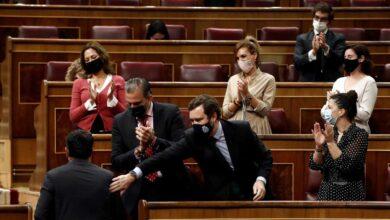 """El debate de la Ley Celaá termina con gritos de """"libertad, libertad"""" de PP y Vox"""