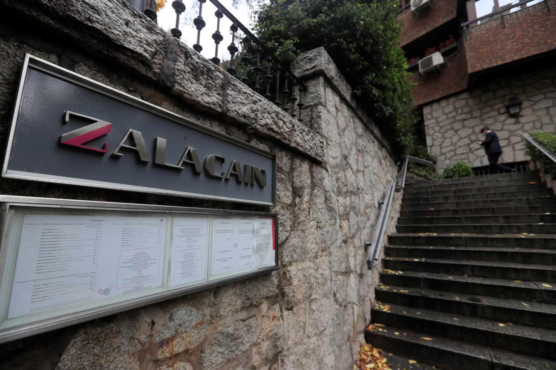 Cierra Zalacaín, el primer restaurante de España en conseguir tres estrellas Michelín