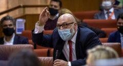 """Un diputado de Vox manda """"a tomar por culo"""" a la presidenta del Parlamento de Andalucía"""