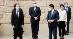 """Iglesias admite """"tensiones internas"""" en el Gobierno pero dice que es """"normal"""""""